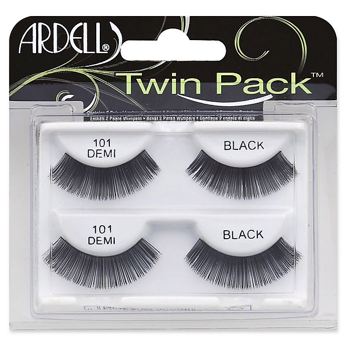 3547853135a Ardell® 2-Count Perfect Pair Lash Demi Black 101 | Bed Bath & Beyond