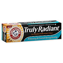 Arm & Hammer™ Truly Radiant™ 4.3 oz. Bright & Strong Toothpaste in Fresh Mint