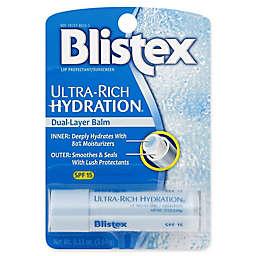 Blistex Ultra Rich Hydration™ Lip Balm SPF15