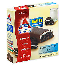 Atkins® Advantage 5-Pack in Cookies and Cream Bar