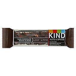 Kind Nuts & Spices 1.4 oz. Dark Chocolate Mocha Almond Bar