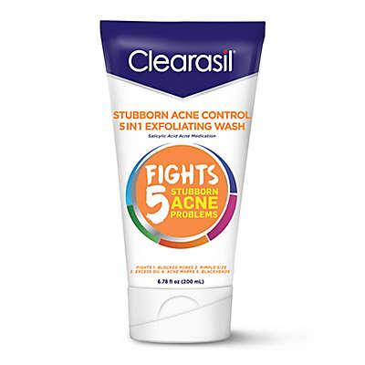 Clearasil® 6.78 fl. oz. Ultra 5 in1 Exfoliating Wash