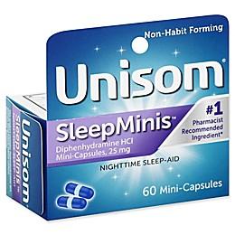 Unisom Sleepminis™ 60-Count NightTime Sleep-Aid Capsules
