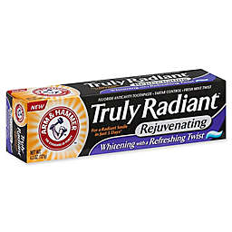Arm & Hammer™ Truly Radiant™ 4.3 oz. Rejuvenating Toothpaste