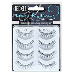 Ardell Natural 4 Pack Lashes in Natural Black 110