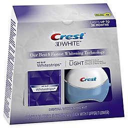 Crest® 3D White™ 10-Count No Slip Whitestrips™ with Light