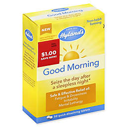 Hyland's® 50-Count Good Morning Homeopathic Quick-Dissolving Tablets