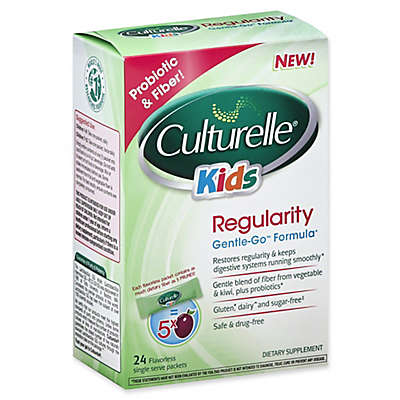 Culturelle® 24-Count Kids Regularity Gentle-Go Formula Packets