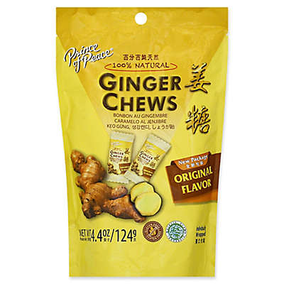 Prince of Peace® 4.4 oz. Ginger Chews