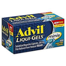 Advil® Liqui-Gels® minis 160-Count 200 mg Solubized Ibuprofen Capsules