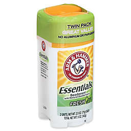 Arm and Hammer™ Essentials™ 2-Pack 2.5 oz. Solid Deodorant in Fresh