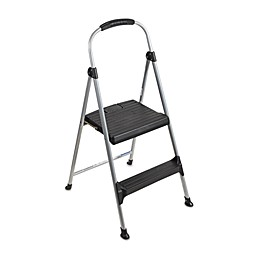 Cosco® 2-Step Signature Premium Folding Step Stool