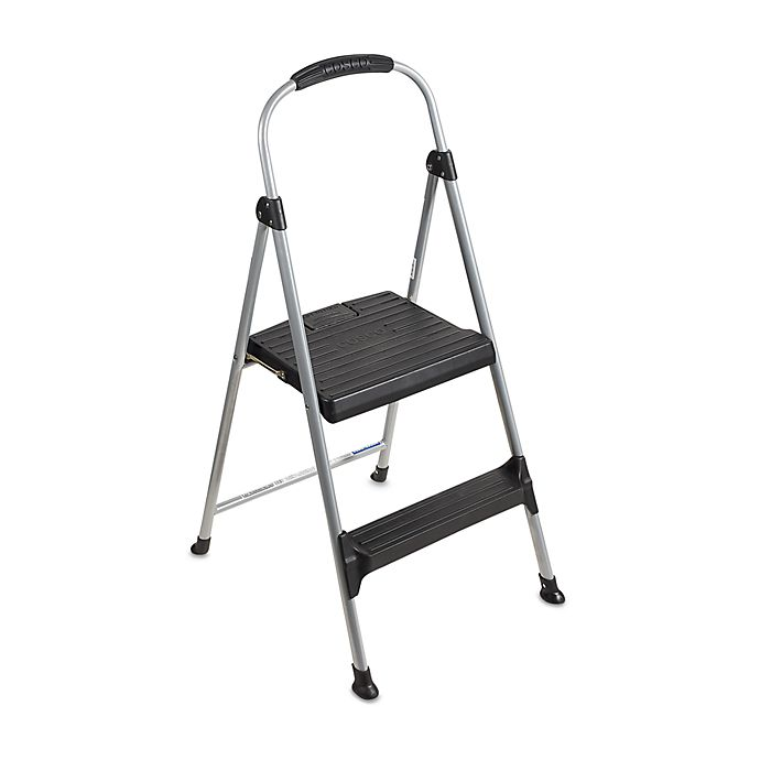Cosco 174 2 Step Signature Premium Folding Step Stool Bed