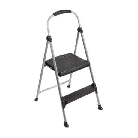 Phenomenal Cosco 2 Step Signature Premium Folding Step Stool Machost Co Dining Chair Design Ideas Machostcouk