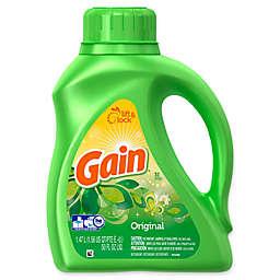Gain® 50 fl. oz. Liquid Laundry Detergent in Original