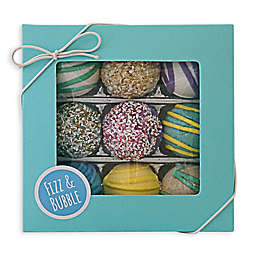 Fizz & Bubble 9-Piece Spa Bath Truffles Gift Set