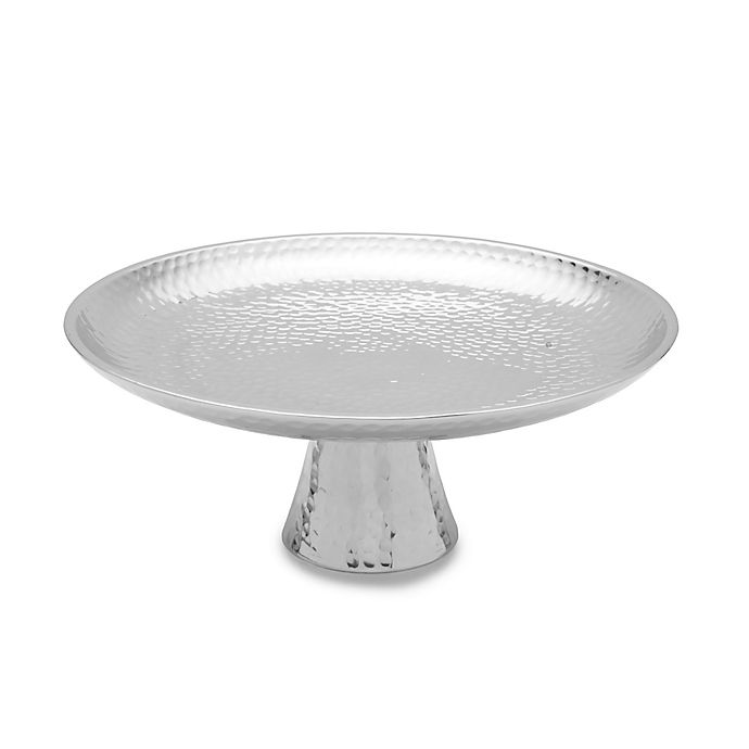 Alternate image 1 for Towle® Hammersmith Footed Cake Stand