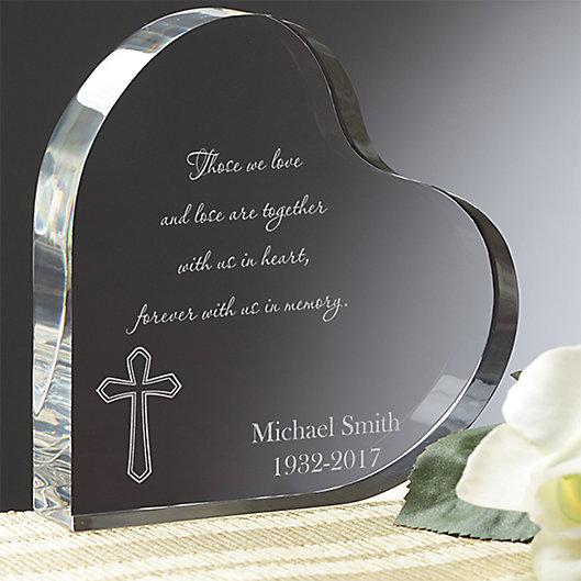 Alternate image 1 for Forever With Us In Memory© Memorial Keepsake