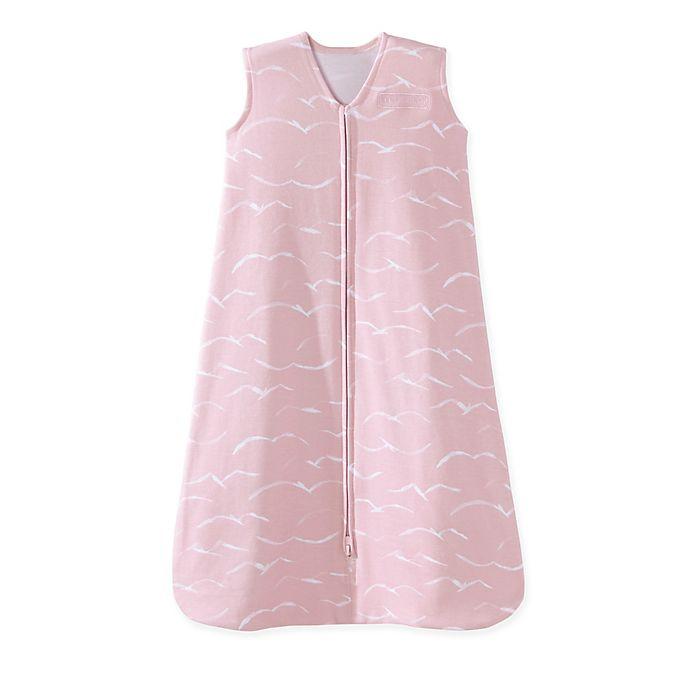 Alternate image 1 for HALO® SleepSack® Birds Wearable Blanket in Pink