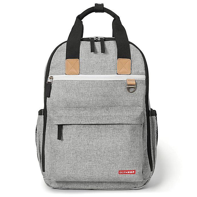 Alternate image 1 for SKIP*HOP® Duo Diaper Backpack