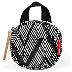 Skip* Hop® Grab & Go Pacifier Pocket in Zig Zag Zebra