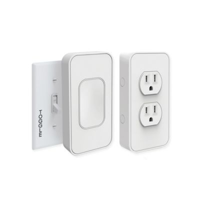 SimplySmart Home Switchmate 2 -Pack Toggle Light Switch Set