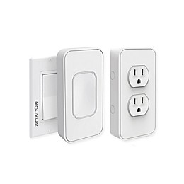 SimplySmart Home Switchmate 2 -Pack Rocker Light Switch Set