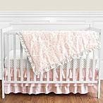 Sweet Jojo Designs Amelia 4-Piece Crib Bedding Set