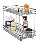 Lynk 11-Inch Roll-Out Under-Sink Double Drawers