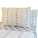 Pam Grace Creations Indie Elephant Twin Sheet Set in Gold