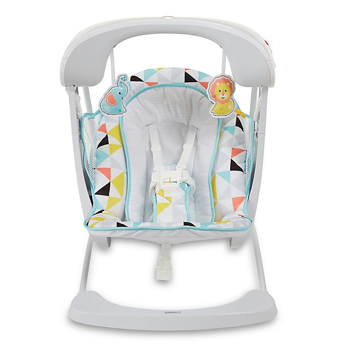 Fisher Price Deluxe Take Along Swing Seat Buybuy Baby