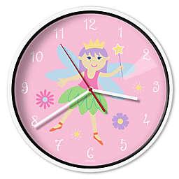 Olive Kids Fairy Princess Wall Clock
