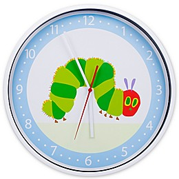 Olive Kids The Very Hungry Caterpillar Wall Clock