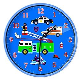 Olive Kids Heroes Wall Clock
