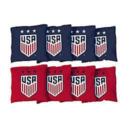 US Women's Soccer Regulation Cornhole Bags (Set of 8)