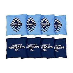 MLS Vancouver Whitecaps Regulation Cornhole Bags (Set of 8)