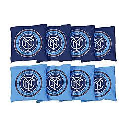 MLS New York City FC Regulation Cornhole Bags (Set of 8)