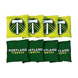 MLS Portland Timbers Regulation Cornhole Bags (Set of 8)
