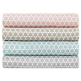 Madison Park 3M Microcell Printed Sheet Set