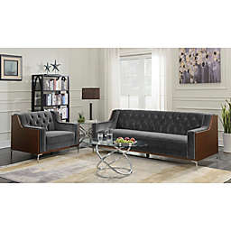 Velvet Furniture Bed Bath Beyond