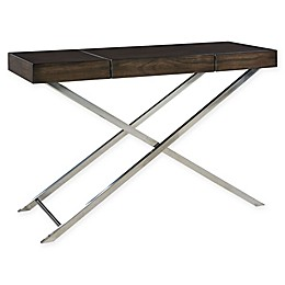 Standard Furniture Ava Console Table in Brown