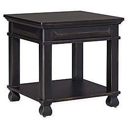 Standard Furniture Passages End Table in Black