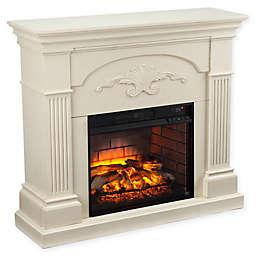 Southern Enterprises Sicilian Harvest Infrared Electric Fireplace