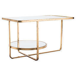 Zuo® Geo Coffee Table in Gold