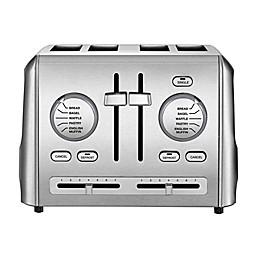 Cuisinart® 4-Slice Metal Toaster in Stainless Steel