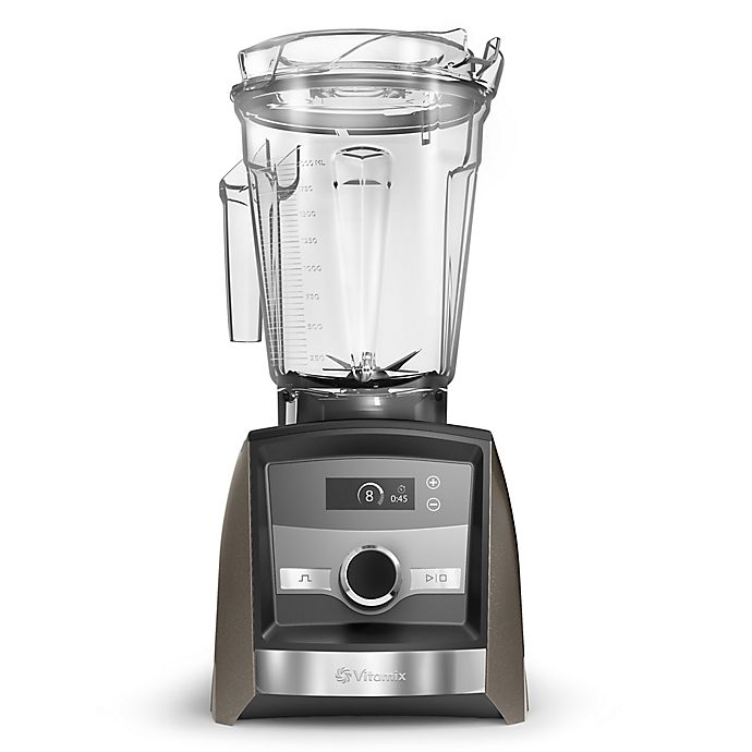 Alternate image 1 for Vitamix® A3300 Ascent™ Series Blender in Pearl Grey
