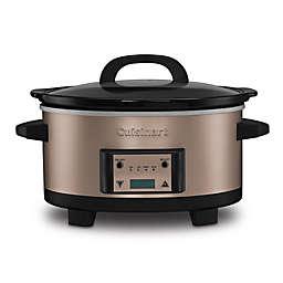 Cuisinart® 6.5-Quart Programmable Slow Cooker
