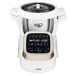 All-Clad Prep & Cook Food Processor in White