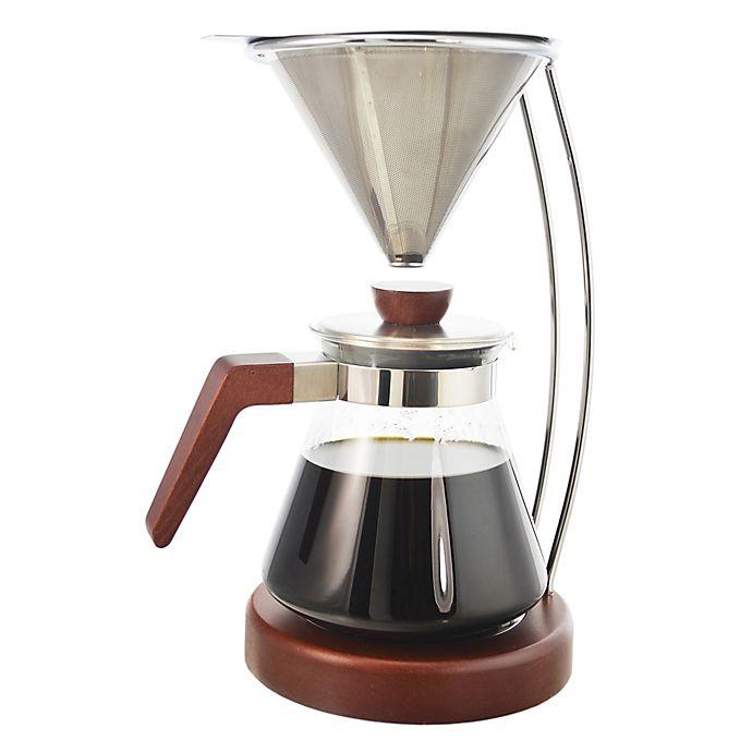 Alternate image 1 for Grosche Frankfurt Pour Over Coffee Maker