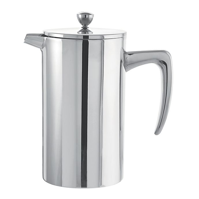 Alternate image 1 for Grosche Dublin 8-Cup Stainless Steel French Press